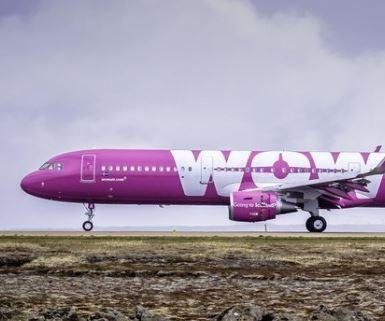 Low-cost airline WOW air to fly from four U.S. Midwest cities to Europe