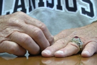Class ring lost decades ago found in yard of owner's former home