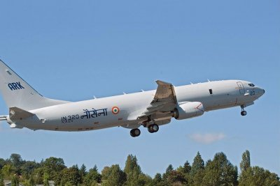 Indian navy receives first of four P-8Is under 2016 deal with Boeing