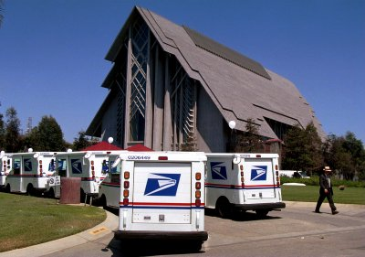 Congressman alone in postal reform push