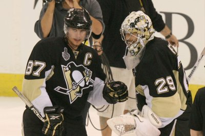 NHL: Pittsburgh 2, Detroit 1