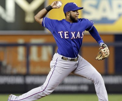 Elvis Andrus, Texas Rangers steal win from San Diego Padres