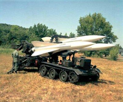 Saab to modernize Sweden's RBS 97 Hawk missile system