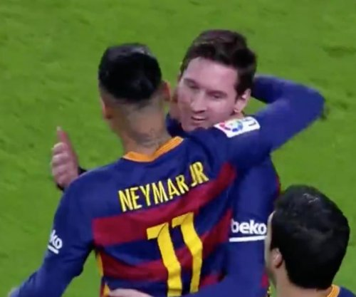 Lionel Messi shines in beautiful game
