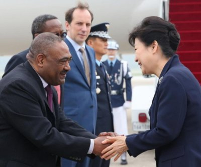 South Korea builds ties with Ethiopia in bid to deter North