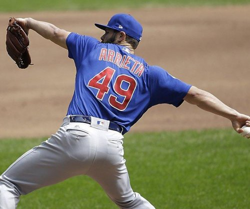 Jake Arrieta, Kris Bryant lead Chicago Cubs past Milwaukee Brewers