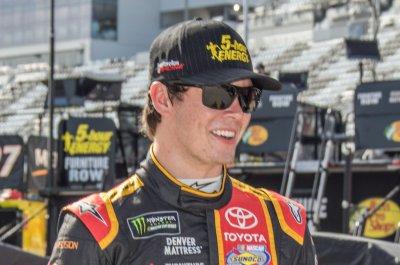Rookie Erik Jones bidding to go where few have - NASCAR title