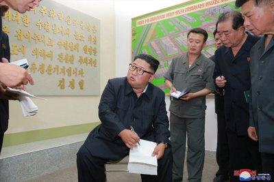 Report: Kim Jong Un calls for unscheduled meeting of ambassadors