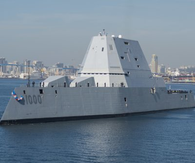 Raytheon nabs $121.5M to work on Zumwalt-class destroyers