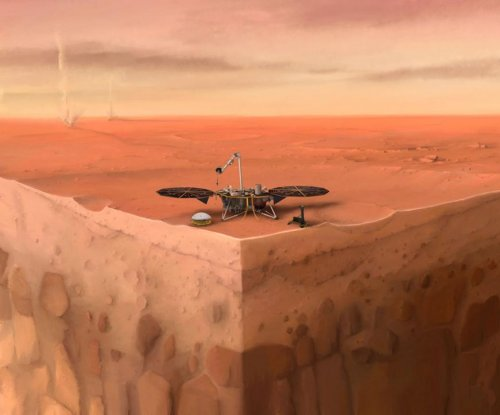 NASA's InSight lander mission yields first scientific paper on Marsquakes