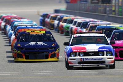 NASCAR's iRacers battle new distractions, bad habits amid coronavirus break
