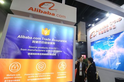 China fines Alibaba $2.8B fine for violating anti-monopoly law