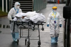 Russia hits record daily COVID-19 deaths, cases; world weekly toll -9%