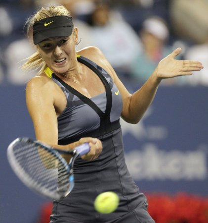 Sharapova back to No. 2 in world rankings