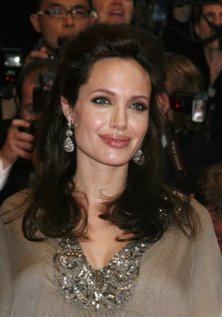 Jolie may have twins in France