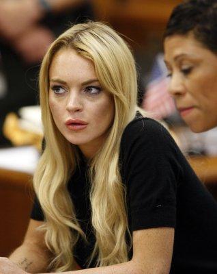 Judge sentences Lohan to jail time