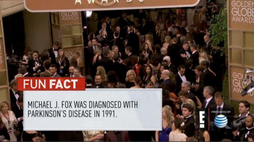 E! apologizes for 'insensitive' Michael J. Fox 'fun fact'