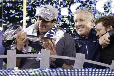 Seattle Seahawks already installed as Super Bowl favorites for next season