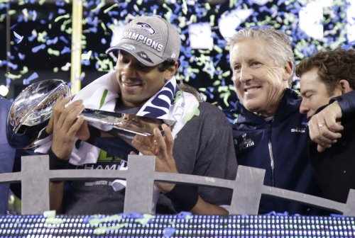 Seattle Seahawks already installed as Super Bowl favorites for next season