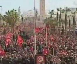 Suspected Bardo Museum attackers killed as thousands demonstrate in Tunis