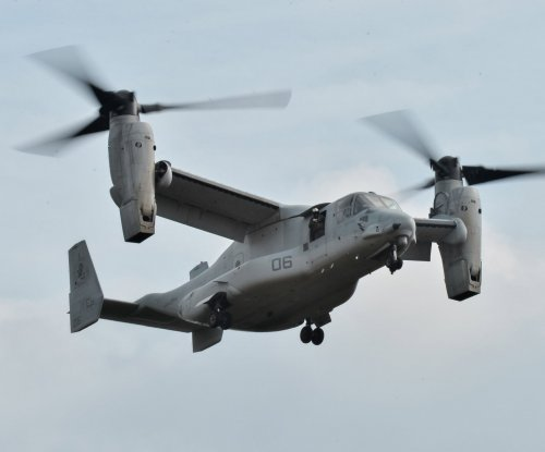 U.S. Marine killed, 21 injured when Osprey aircraft crashes in Hawaii