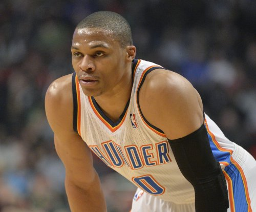 Russell Westbrook records triple-double in Thunder win