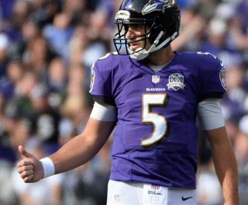 Baltimore Ravens, QB Joe Flacco agree to three-year extension