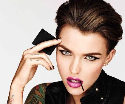 Ruby Rose emerges as Urban Decay ambassador