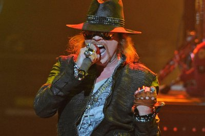 Axl Rose fractures foot, but Guns N' Roses shows still set to go on