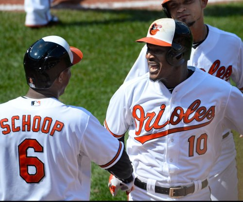 Baltimore Orioles edge Detroit Tigers on Adam Jones HR