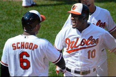 Baltimore Orioles edge Detroit Tigers on Adam Jones HR