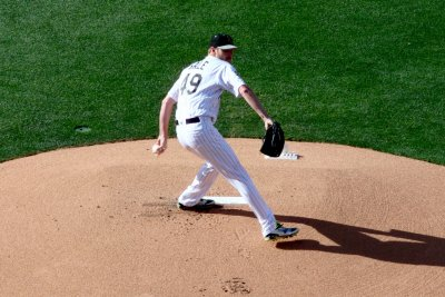 Report: Throwback uniform led to Chris Sale's tirade