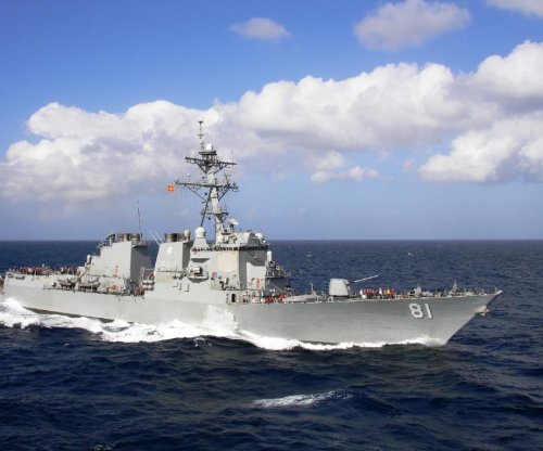 SECNAV picks Charleston for USS Ralph Johnson commissioning