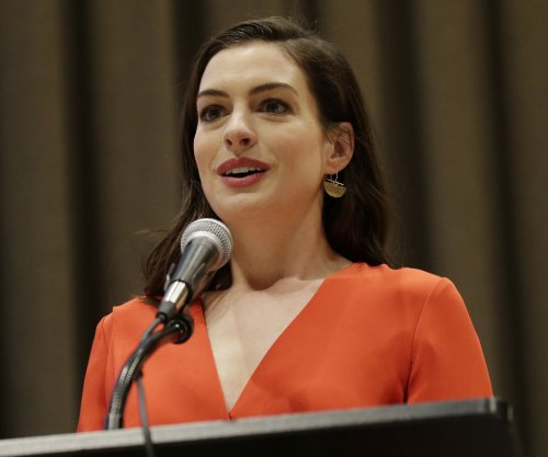 Anne Hathaway threw son rainbow-themed birthday party