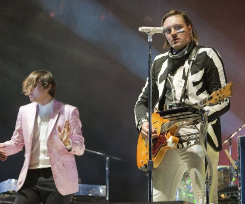 Arcade Fire to kick off concert tour in Quebec City on Sept. 5