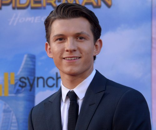 Tom Holland says gymnastics background helped with 'Spider-Man' stunts