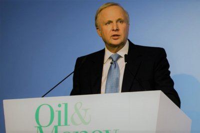 BP expects 25 percent lower oil prices after period of volatility