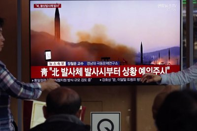 North Korea fires more short-range missiles