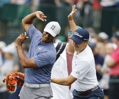 Presidents Cup golf: Tiger Woods paired with Justin Thomas