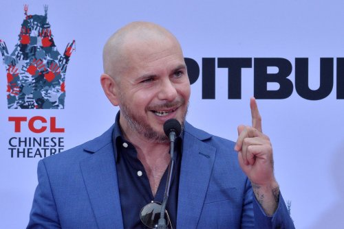 Pitbull releases new anthem, video 'I Believe We Will Win'