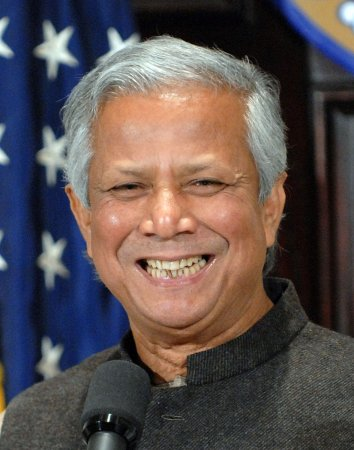 Bank fires Nobel laureate Yunus