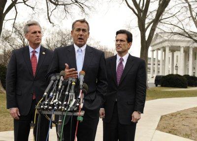 Obama talks generalities with GOP leaders