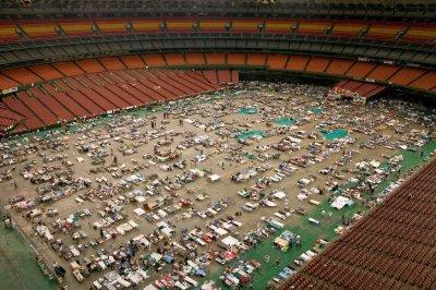 Houston area voters reject Astrodome rehabilitation plan
