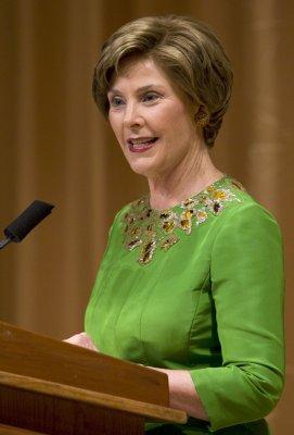 Acquittal in Laura Bush heckling case