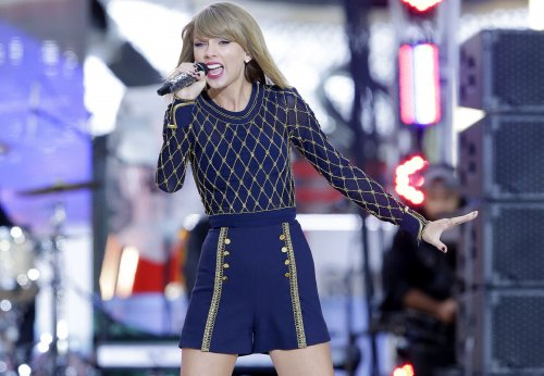Taylor Swift's 'Blank Space' video leaks online
