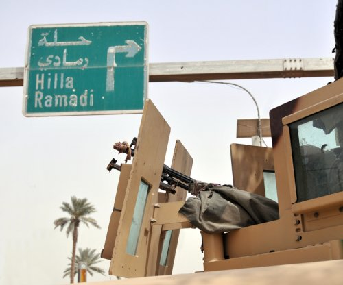 Shia militias mobilized as Islamic State takes majority of Ramadi