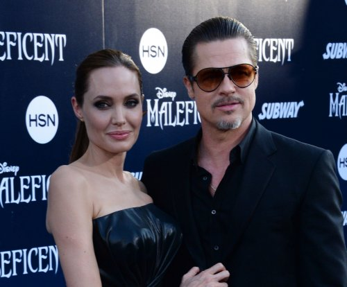 Brad Pitt, wife Angelina Jolie surprise on Subway run