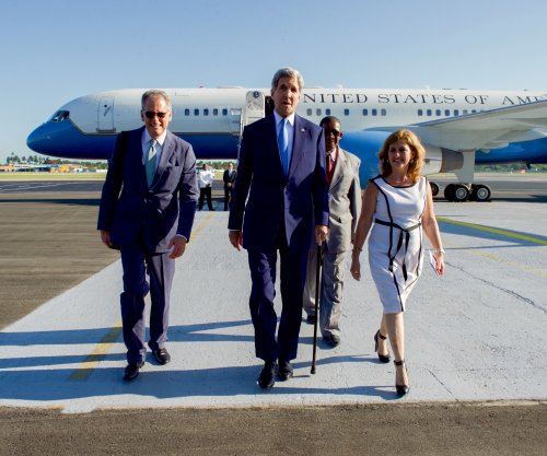 John Kerry leads delegation for U.S. embassy flag-raising in Cuba