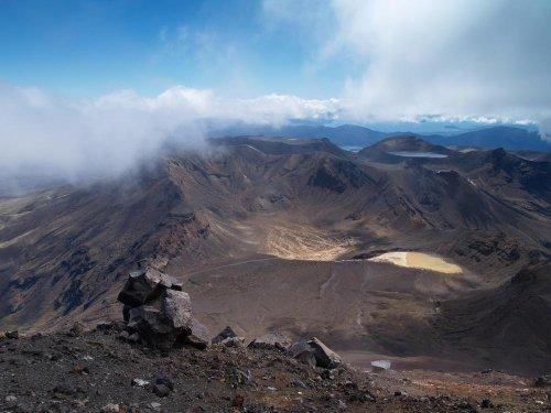 Gold, silver found in abundance underneath volcanoes