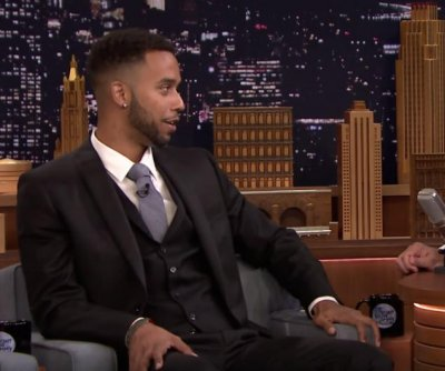 American who helped subdue gunman on French train speaks with Jimmy Fallon